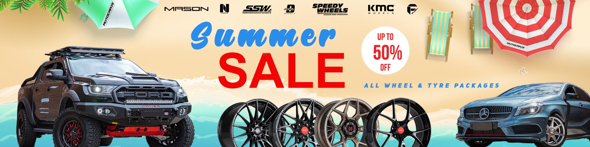 Save UP TO 50% for all packages | Autocraze